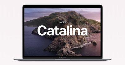 mac catalina lento