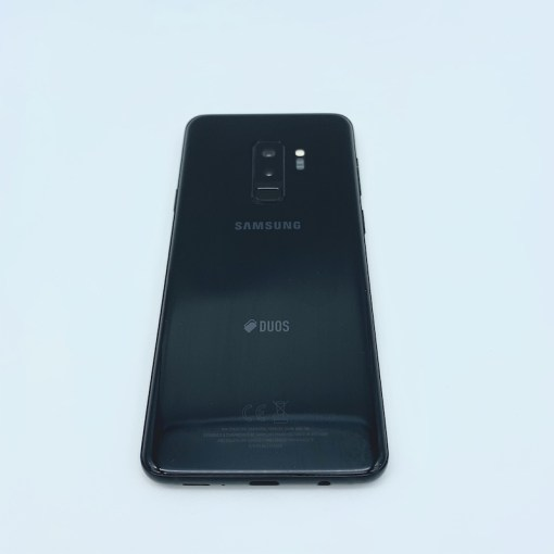IMG 5251 Samsung Galaxy S9 Plus 64 GB Midnight Black - Dual Sim (Ricondizionato)