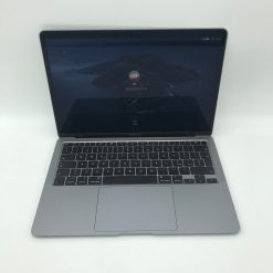 "IMG 0575 scaled Apple MacBook Air 13.3"" Retina Grey intel® Dual-Core i3 1.1GHz 2020 (Ricondizionato)"