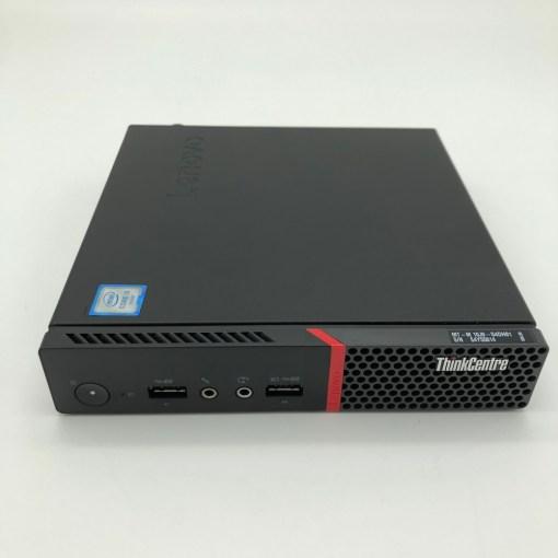 IMG 2865 Mini PC Desktop Lenovo ThinkCentre M700 Tiny intel® Core i3 3.20GHz (Ricondizionato)