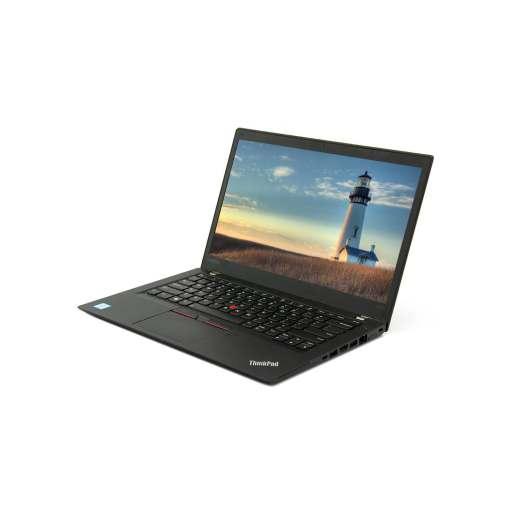 """Lenovo ThinkPad T460s Lenovo ThinkPad T490s 14"""" intel® Quad-Core i7 1.9GHz (Ricondizionato)"""