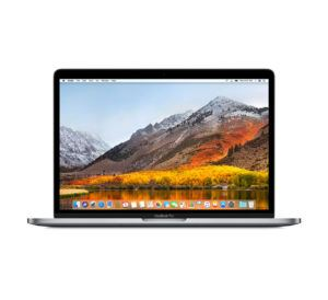 """macbook pro mid 2017 300x274 1 Apple MacBook Pro 13.3"""" Retina Argento intel® Dual-Core i5 2.3GHz Late 2017 (Ricondizionato)"""