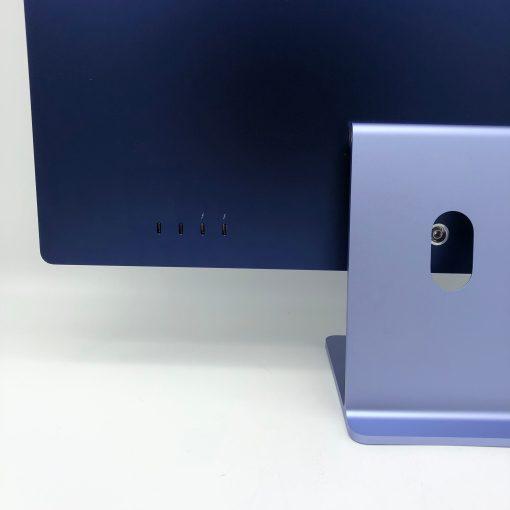 "IMG 1913 2 scaled Apple iMac 24"" Retina 4.5K Purple Chip M1 8-Core 2021 (Ricondizionato)"