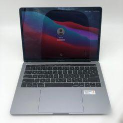 """IMG 1980 scaled Apple MacBook Pro 13.3"""" Retina TouchBar Grigio Siderale intel® Quad-Core i5 2.3GHz Mid 2018 (Ricondizionato)"""