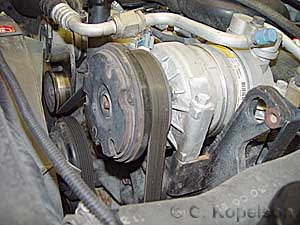 GM AC Compressor Clutch & Pulley Bearing Saga