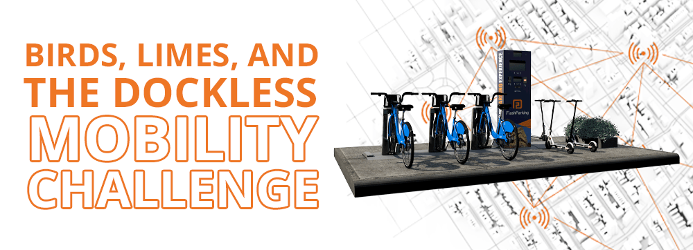 dockless mobility banner