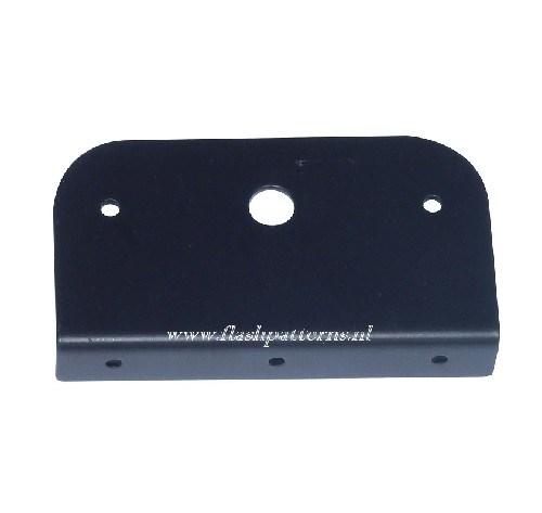 Grill light flitser Beugel / L Bracket 115 mm