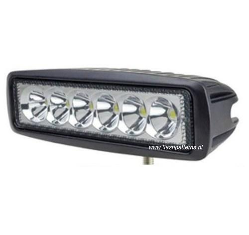 ZR-18 watt LED Breedstraler of Verstraler CAT PICK NEW