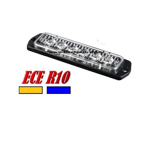 ECO Grill Light T6 SL Edge flitser cat pic