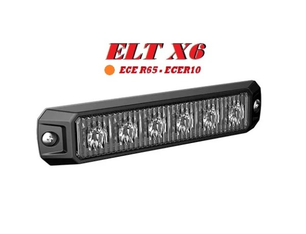 ELT-X6 R65 R10 Amber