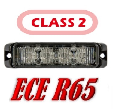 T4 LED Flitser Klasse 2