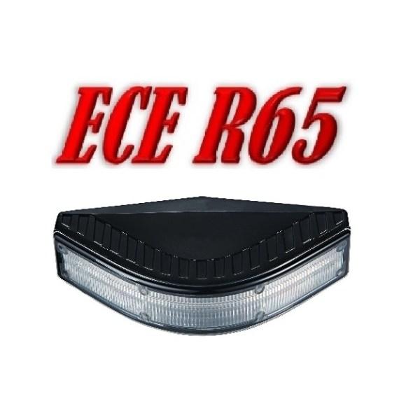 V1 LED ARC 180 Graden Led Hoek Flitser ECER65 12/24V