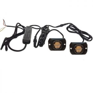 XT4S-20watt Led Covert Flitser set ECER65