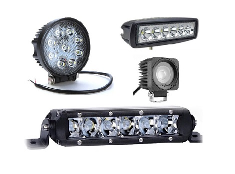 Led Werk Verlichting Verstraler, Breedstraler, LED Work Lights & Scene Lighting