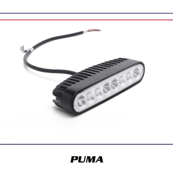 PUMA 40W Led Cree werk lamp IP68 -1