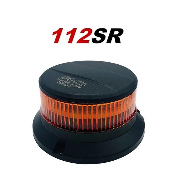 112SR bolt mount orange lens bolt mont flashpatterns nederland