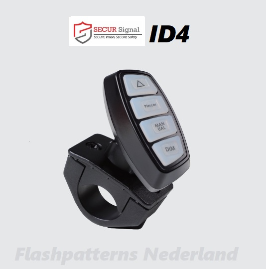 ID4 motor cycle switch controller main mounted 1