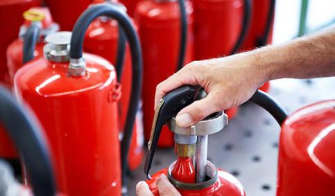 fire extinguisher test toowoomba