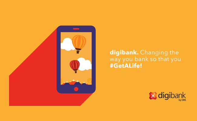 DigiBank by DBS App   Get Rs. 250 Cashback on Signup for Savings Accounts - FlashSaleTricks