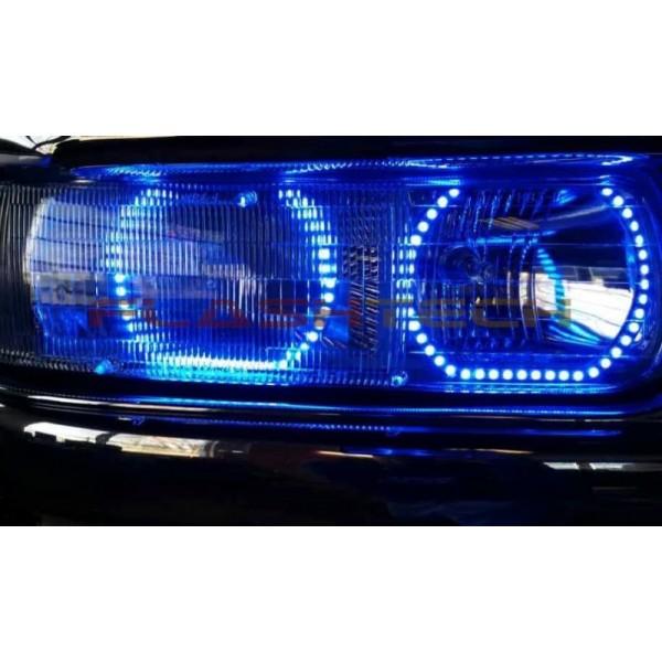 Chevrolet Silverado V3 Fusion Color Change Halo Headlight