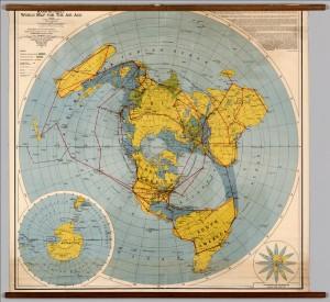 Northern Hemisphere Polar View