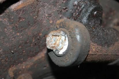 cylindre de roue avant vw cox