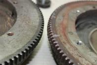 comparaison dents volant moteur