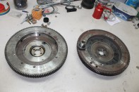 volant moteur 12 volts 130 dents