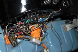 cablage boite fusible combi T2