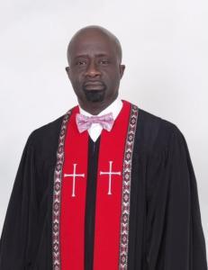 Pastor. Easton Marks