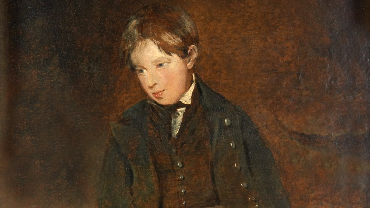 Charles Golding Constable - 2nd son 1835