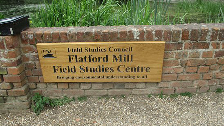 Flatford and Constable