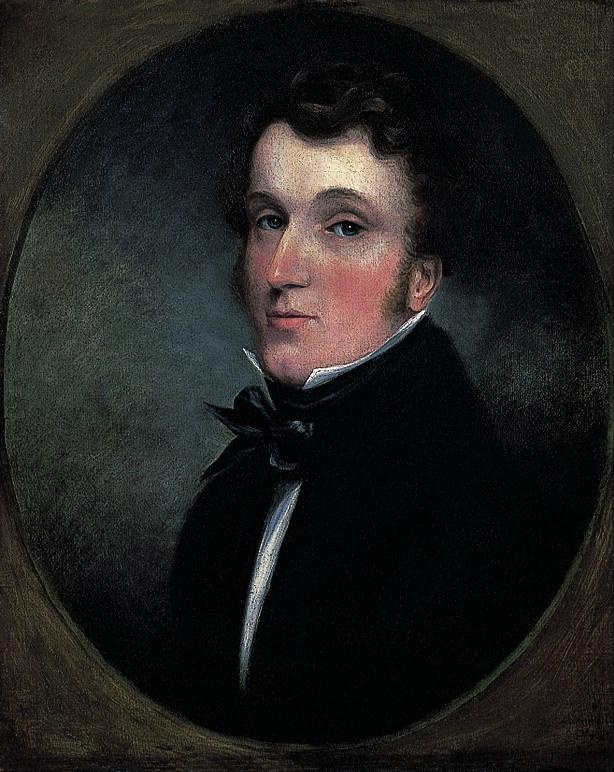 Portrait of John Dunthorne Junior
