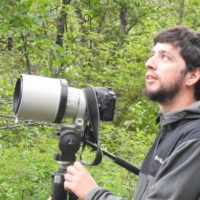 Birding Guide Josh Covill - Photo Credit: Anne Lent