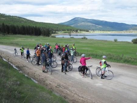 Bike and Bird Tour Smith Lake Area 051615
