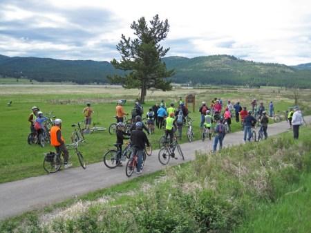 Bike and Bird Tour of Smith Lake Area 051615b