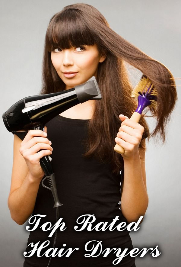 Top 10 Rated Hair Blow Dryers 2015