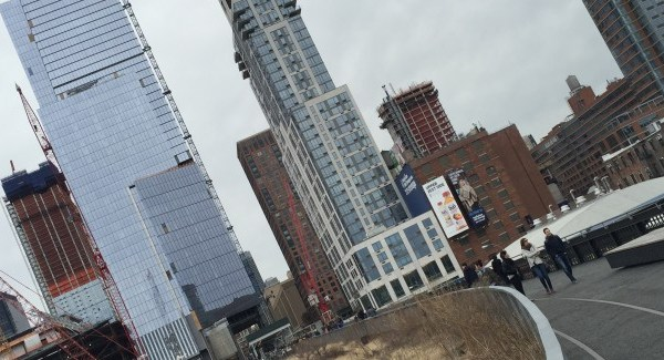 A Quick Tour of the Northern Section of the High Line Park – Hudson Yards Vistas