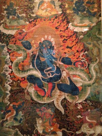 Exhibit at the Rubin reveals the secrets of some Tibetan Masterpieces