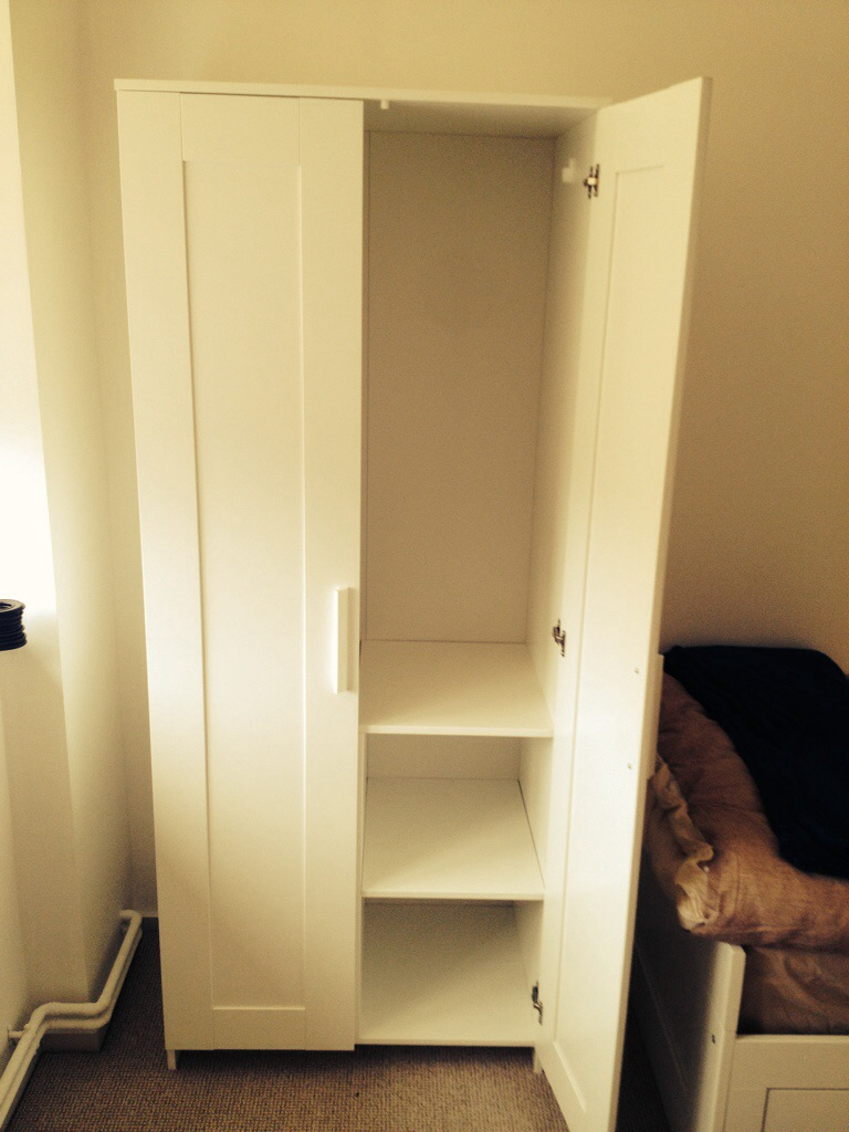 Ikea Brimnes wardrobe assembly, Brighton Flat Pack Dan