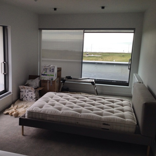 Habitat bed assembly for a client in Brighton. #habitat #Brighton