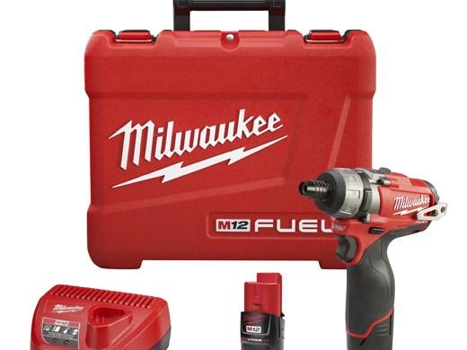 "M12 FUEL™ 1/4"" Hex 2-Speed Screwdriver Kit 2402-22"