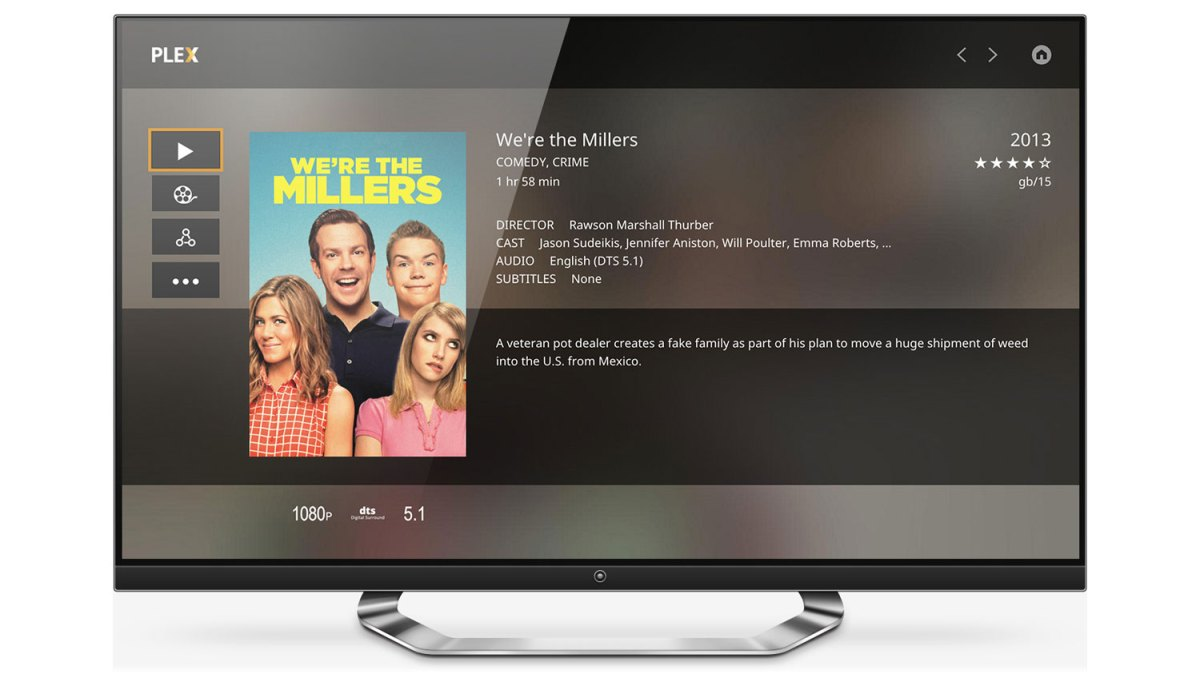 Plex goes free on Smart TVs and Android TV - FlatpanelsHD