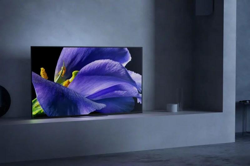 Sony AG9 OLED ile ilgili görsel sonucu