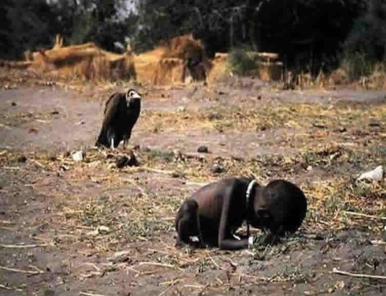 Kevin Carters Award Pulitzer Award Winning Image