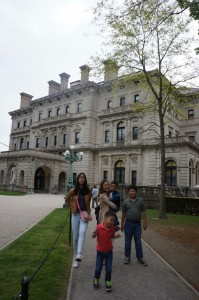 Entrance to the Breakers