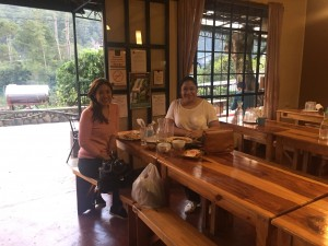 Good food and coffee at Sagada Brew