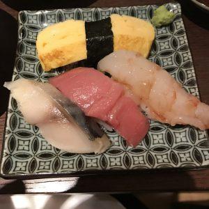 by sushi master Komodo