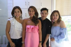 Flats and Stilettos Girls with Chef Miko Aspiras