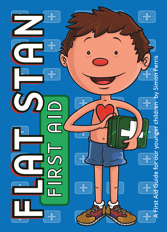 flat stan first aid manual cover